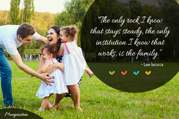 Inspirational Quotes for Family