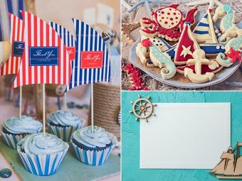 Nautical Baby Shower: Cool Ideas To Make It Memorable