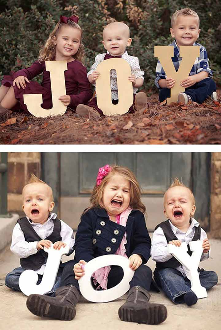 What's 'Joy' For Some, Isn't The Same For Others!