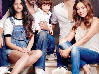 Bollywood Celebrities Who Gave Their Kids Super-Unique Names!