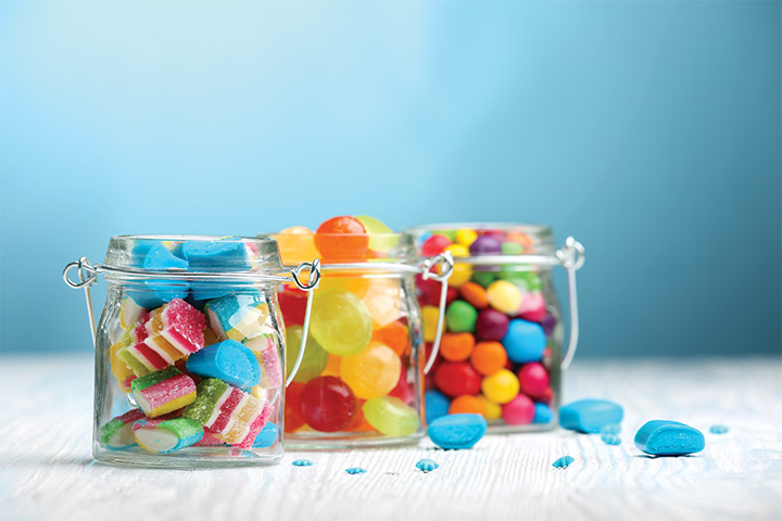 Baby Shower Candies for Games