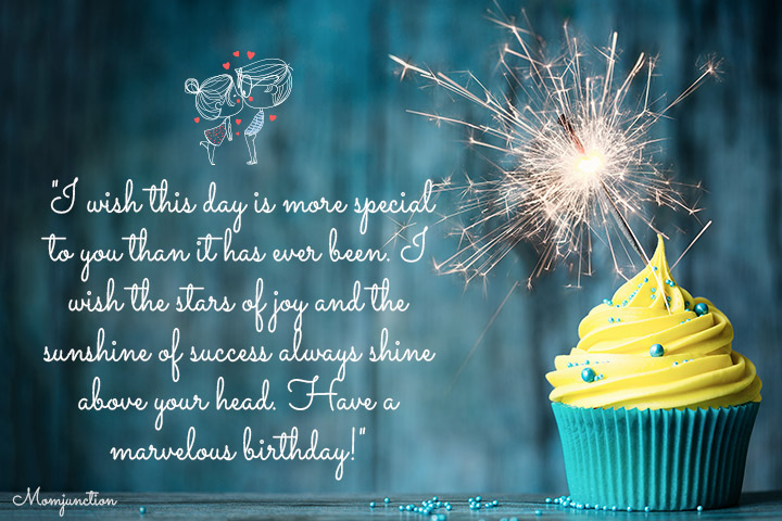 I wish this day is more special to you than it has ever been - Birthday Greetings for Husband