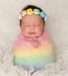 What Is A Rainbow Baby And How To Announce Its Arrival