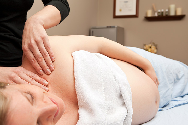 Pregnancy Massage It Is!