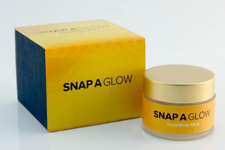 Snap A Glow Review - Instant Radiance & Glow Face Mask