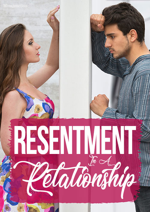 How to fix resentment in a marriage