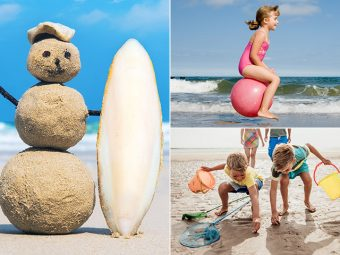 25 Fun Beach Games For Kids