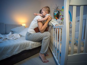 Baby Waking Up Too Often? Find Out Ways To Beat It!