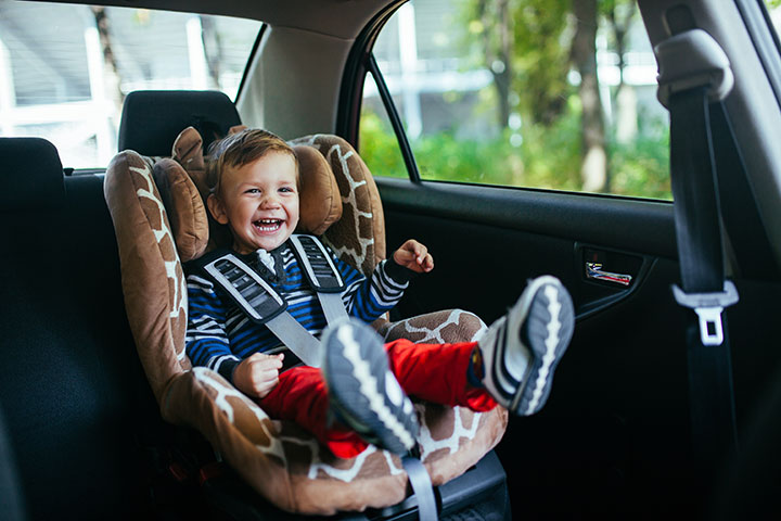 Car Seat For The Tiny Traveller