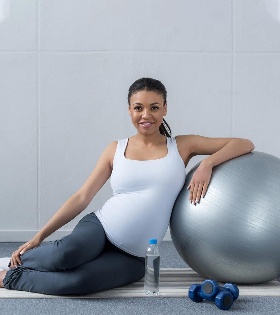 Birthing Ball Exercises During Pregnancy Labor And Beyond