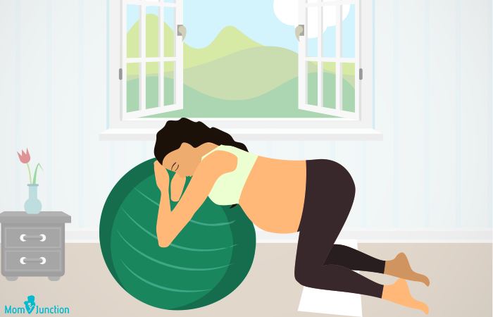 Birthing Ball Exercises During Pregnancy