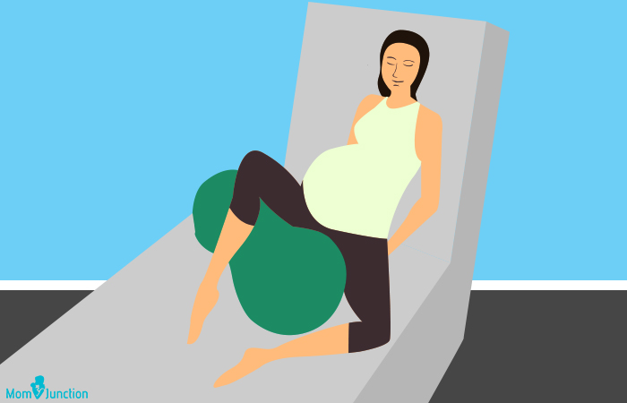 Birthing Ball Exercises During Pregnancy6