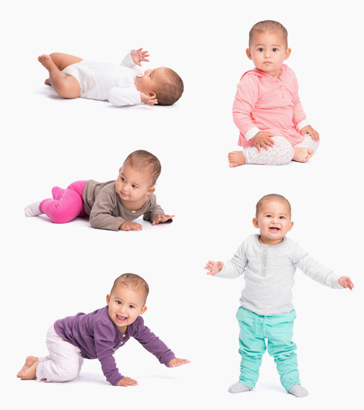 Physical Development In Infants & Toddlers Chart And Tips