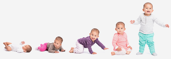 physical development in infants toddlers chart and tips