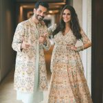 See How A Pregnant Neha Dhupia Successfully Hid Her Baby Bump In These New Photos From Her Ma
