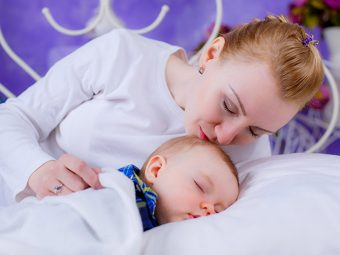 What To Do If Your Newborn Is Sleeping On The Side? Get An Answer!