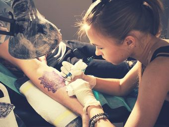 Why You Should Get Your Kid's Ears Pierced By A Tattoo Artist