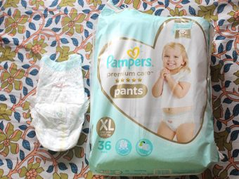 ARE THE NEW 'PAMPERS PREMIUM CARE DIAPER PANTS' SOFTEST PAMPERS EVER?