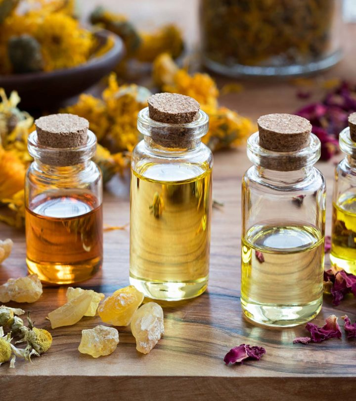 Best Essential Oils To Improve Fertility In Men And Women