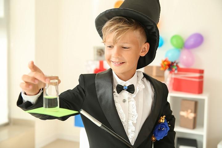 Easy Magic Tricks For Kids