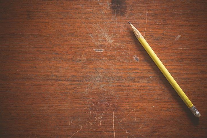 Magic moving pencil