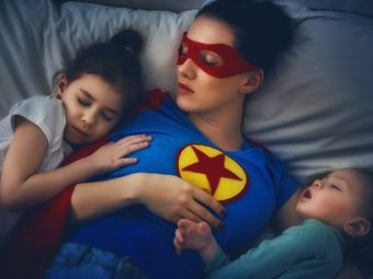 Major Pros And Cons Of Letting Your Child Sleep With You