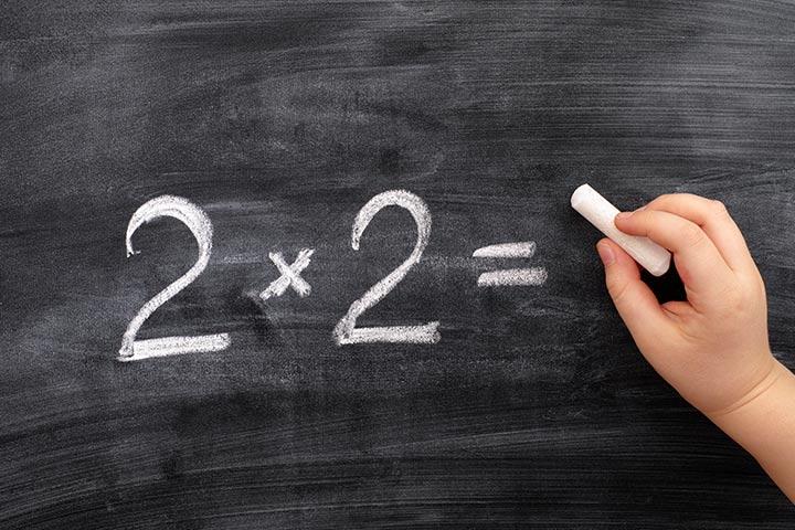 Mathematical magic trick