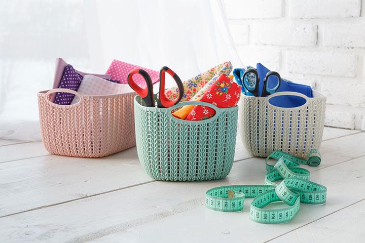 Organizer baskets
