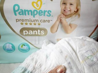 Product Review - Pampers Premium Care Pants