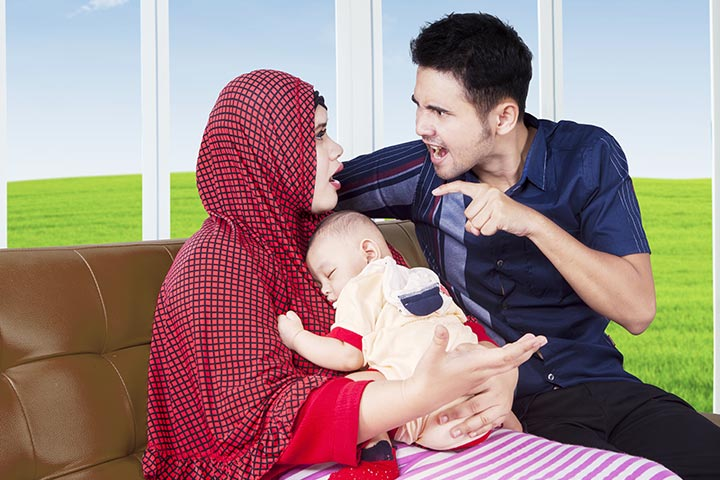 Reasons Why You Fight With Your Husband After Having A Baby