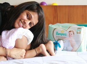 Say Bye To Sleepless Nights With This New Diaper