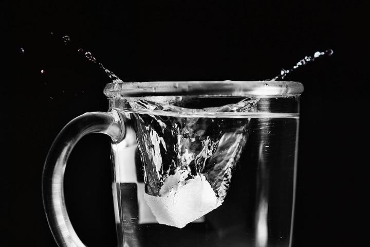The sugar cube magic