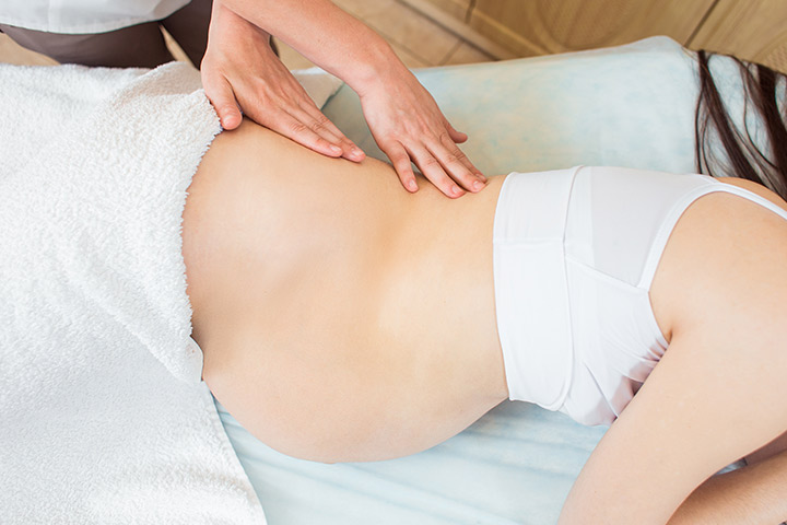 Treatment of Back Pain in Pregnancy