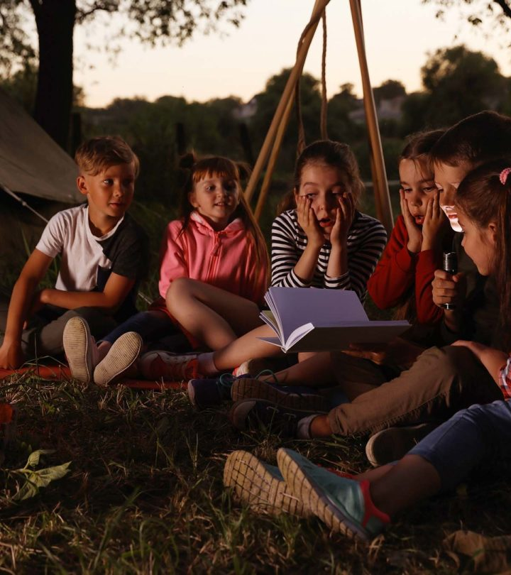 Best Campfire Stories For Kids