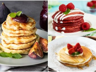 23 Easy and Healthy Pancake Recipes For Kids