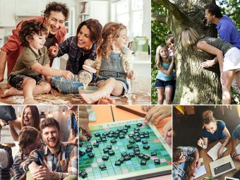 25 interesting Family Games to Have Fun Together