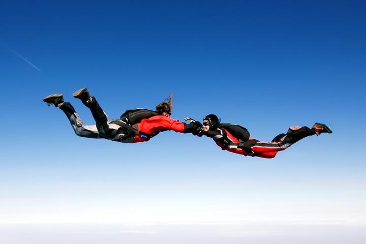 Adventure sports - ideas for anniversary celebration