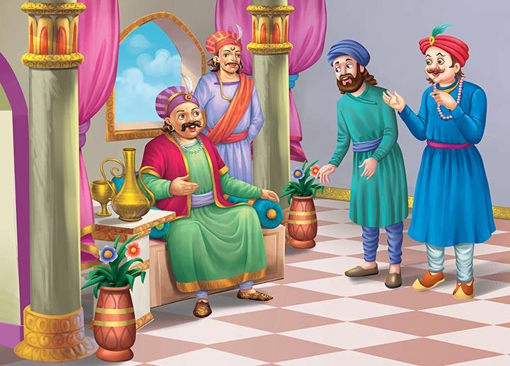 Akbar's challenge