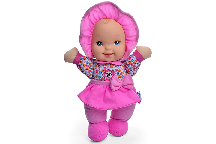 Baby's First Giggles Baby Doll