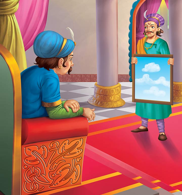 Birbal's imagination