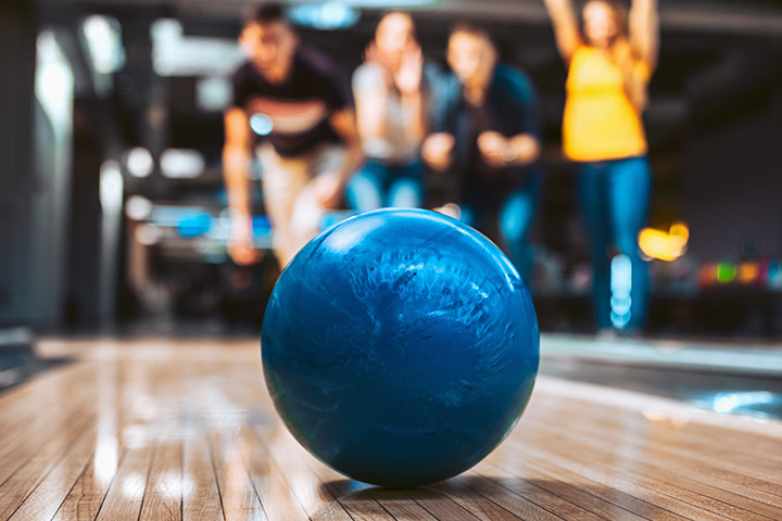 Bowling Game for Family at Home