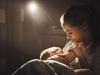 Dream Feeding A Baby: Its Benefits And Drawbacks