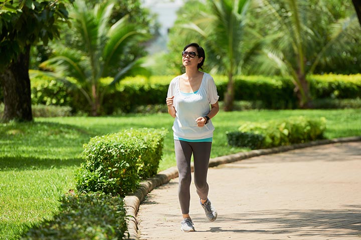 Getting Back In Shape After Giving Birth