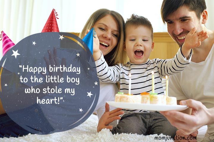 Birthday Wishes for Son from Mother