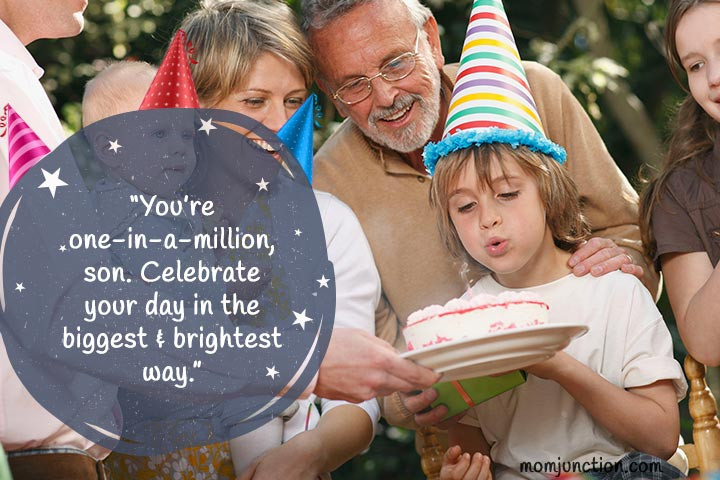 101 Heartwarming Birthday Wishes for Son