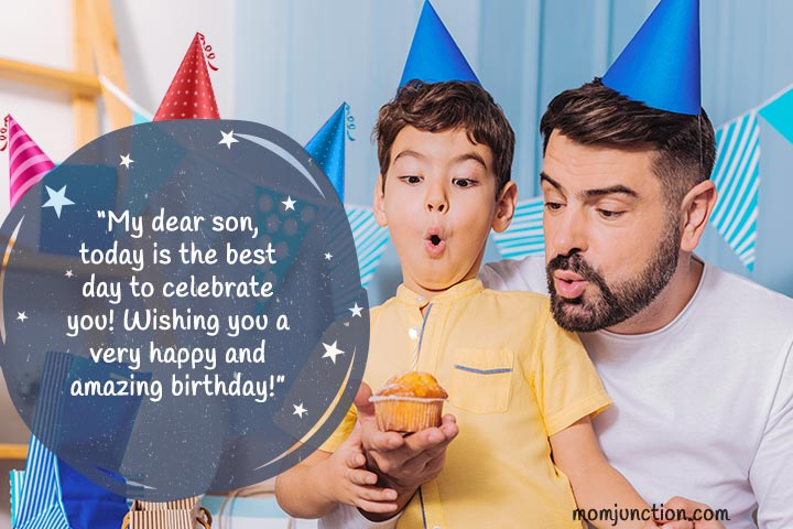 101 Heartwarming Happy Birthday Wishes For Son