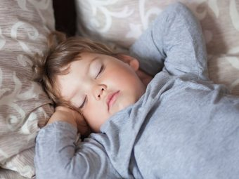 Here's Why Toddlers Need Their Afternoon Nap