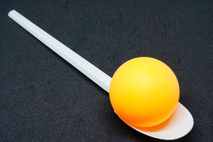 Pong scoop