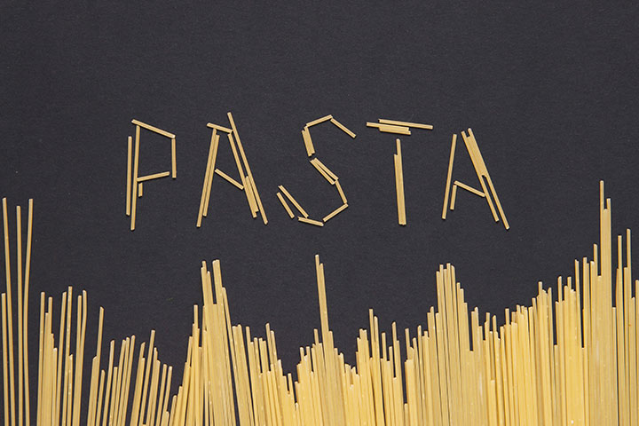 Spaghetti words