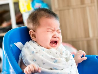 Why Does A Baby Cry After Feeding And How To Deal With It?